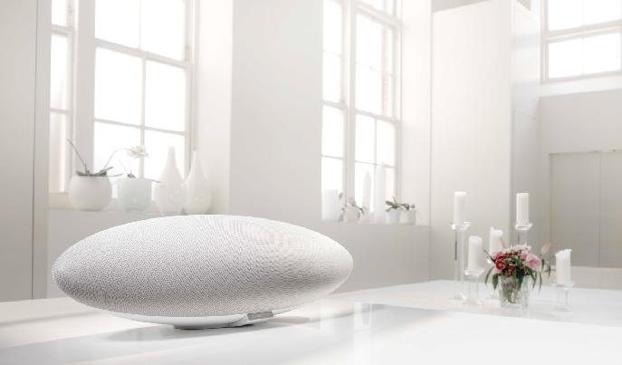 Новый Zeppelin Wireless в белом