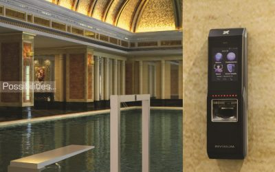 Биометрические устройства Invixium Touch