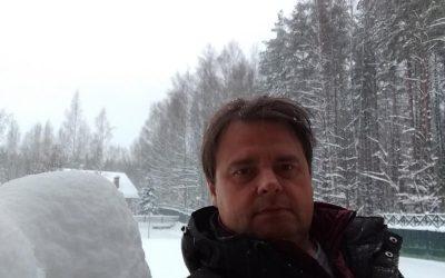 Зимний Питер